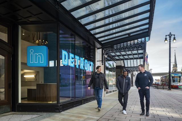 LinkedIn Detroit