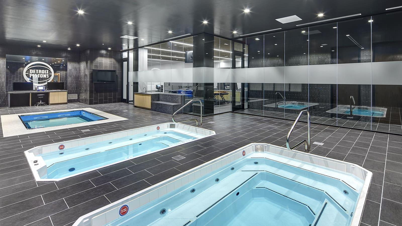 Hydro Treatment Room